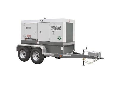 120KW Towable Generator