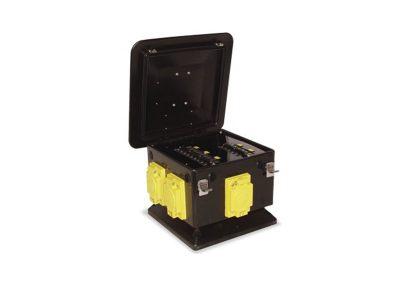 Quad Distribution Box