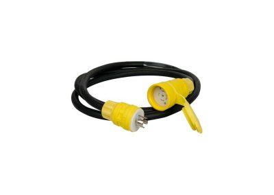 50′ Quad Distribution Cable